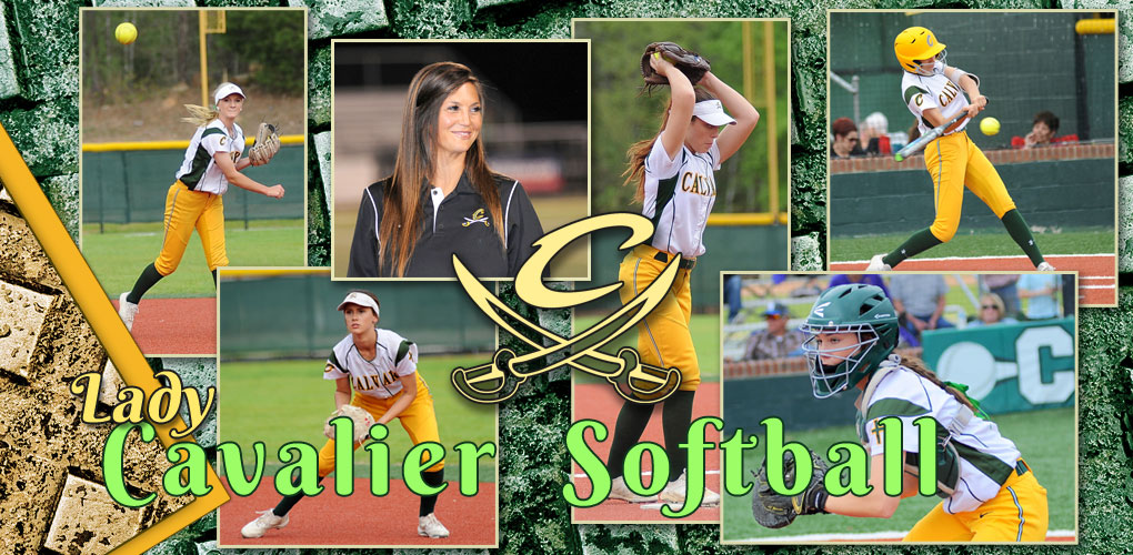 Calvary Lady Cavalier Softball