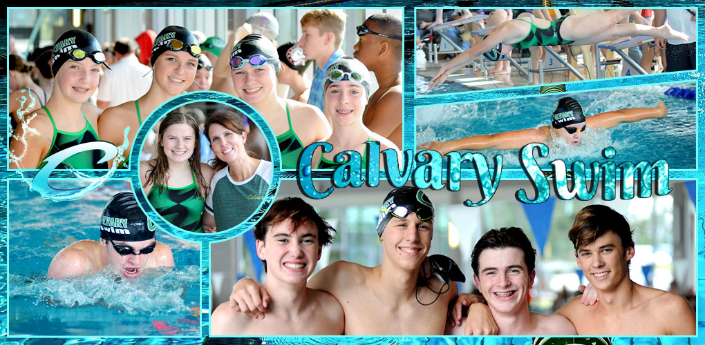 Calvary Cavalier Swim Team